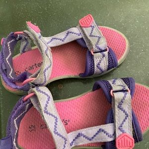Size 10 girl sandals